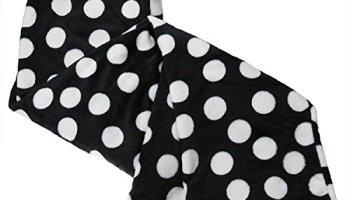 f4c88c9ff56 Women s Printed Plush Fleece Pajama Pants Lounge Soft Snowflake Polka Dot  Animal