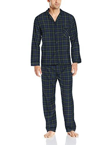 Kids Soft Fuzzy Plaid Buffalo Check Pajamas Sleeper PJS Black Red #followme