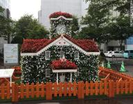 flower-clock-tower