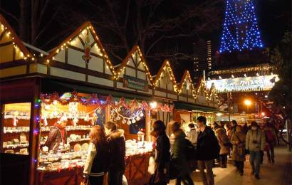 The German Christmas Market In Sapporo [Nov, 28 – Dec, 24]