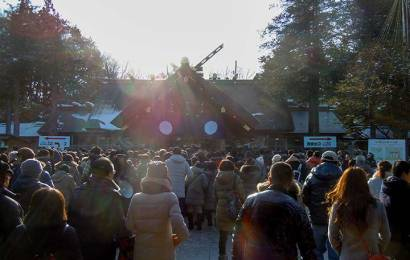 Hatsumoude(初詣) where to go, The first shrine visit of New Year