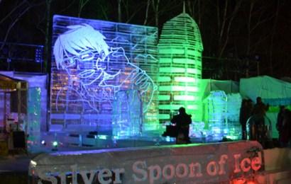 Obihiro Ice Festival 2015