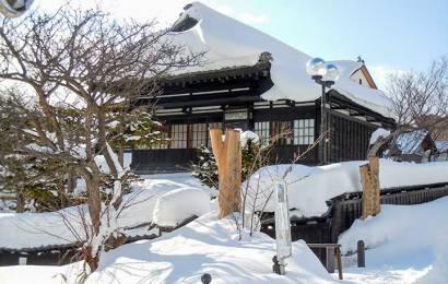 The Old Aoyama Villa