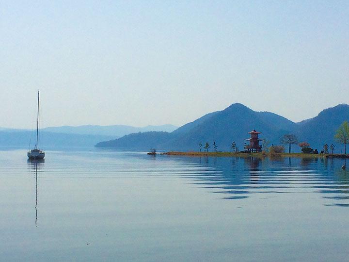 Lake Toya, Toyako
