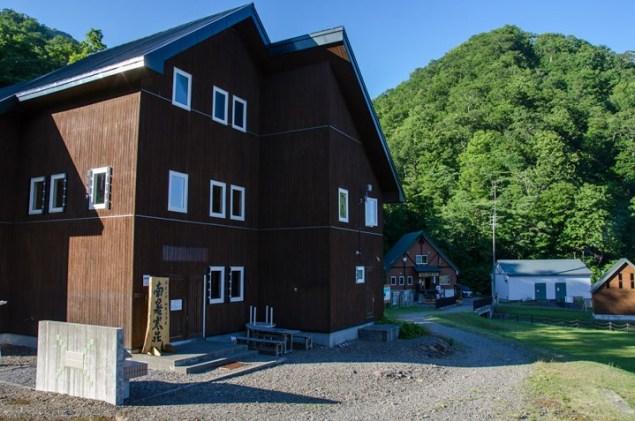 Minami-Shokanbetsu lodge