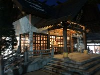 Nishino Jinja Shrine in Sapporo Where became The Most Famous and Popular one by Masaharu Fukuyama.