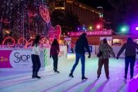 Skate Link in Odori 1 chome, Sapporo Snow Festival