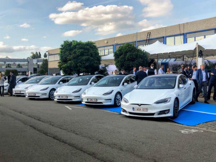 Levering Tesla's LE BONPAIN