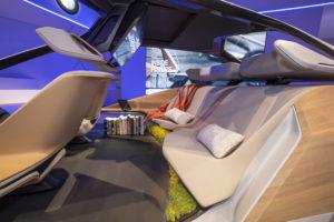Interno BMW CES 2017