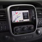 Opel Vivaro e Movano: nuovo sistema Navi 80 IntelliLink