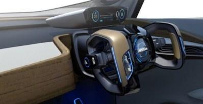 guida del futuro Nissan