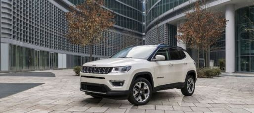 Jeep Compass Milano Design Week 2017