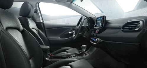 Interni Hyundai i30 Wagon 2017