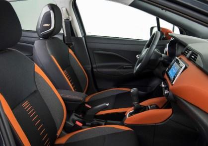 Nissan Micra BOSE Personal Edition Interni