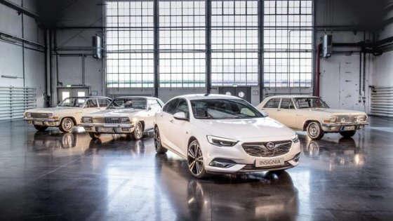 Ottanta Opel insignia