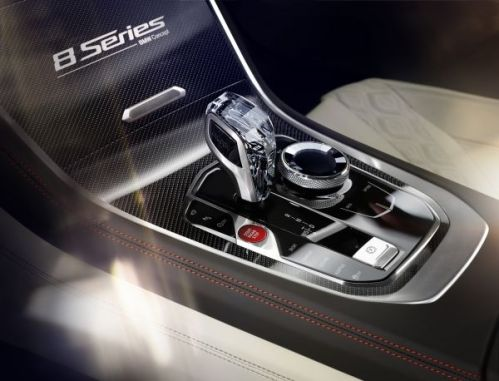 BMW Serie 8 Concept Interior