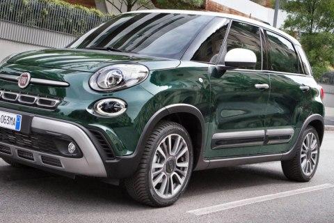 FIAT presenta la Nuova 500 L e le sue sorelle: 500 L Cross e 500 L Wagon