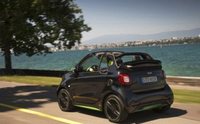 Smart Electric Drive Tour