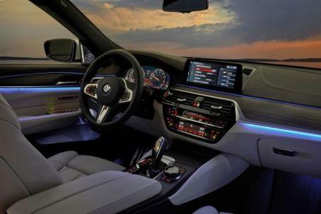 Nuova BMW Serie 6 Gran Turismo Interni