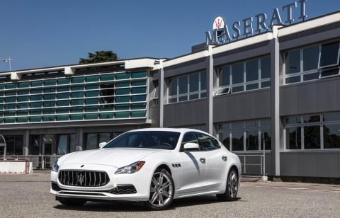 Maserati e Venetian Heritage