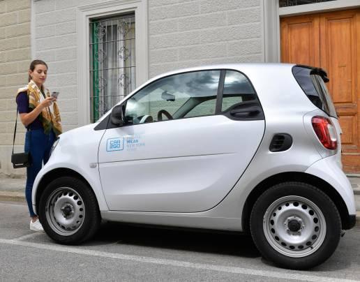 Car2go registrazione online