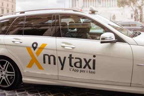 myTaxi: rilevata Clever-taxi, taxi app leader in Romania