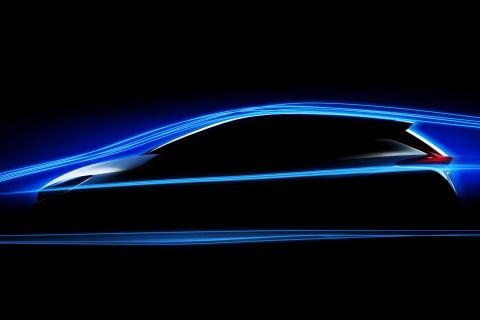 Nuova Nissan LEAF: più aerodinamica e sportiva, semplicemente sorprendente
