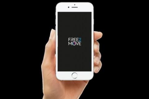 Free2Move, Groupe PSA lancia la sua piattaforma di servizi di mobilità