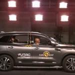 Nuovo Renault KOLEOS: Ottiene 5 stelle ai crash-test di sicurezza