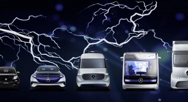 Mercedes-Benz EQ: la strada verso il futuro