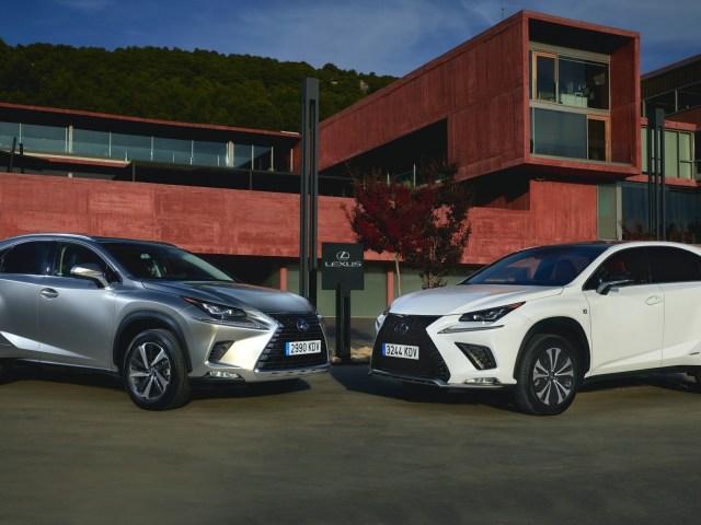 Lexus NX Hybrid: Il nuovo SUV disponibile in tutti gli showroom Lexus