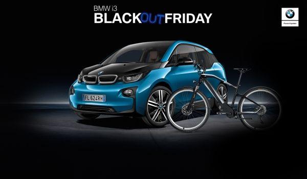 Black Friday: Offerta Online per la gamma i di BMW