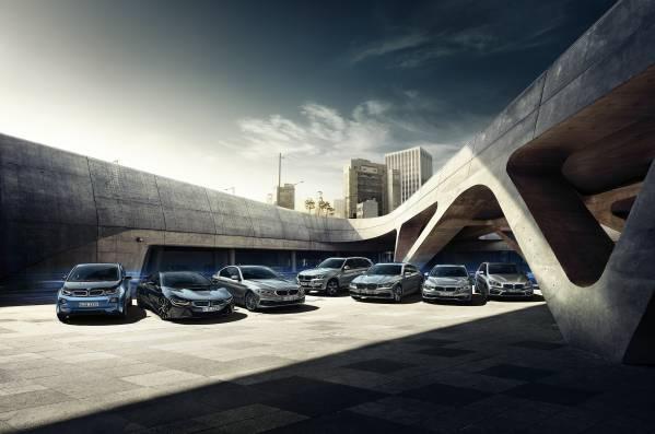 Nel 2017 il BMW Group in Italia supera quota 85.000 immatricolazioni