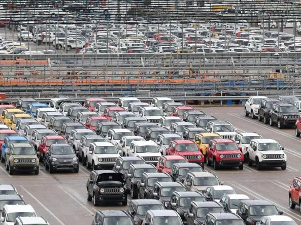 Immatricolazione auto Europa, settembre contrazione a 2 cifre – 23,4%