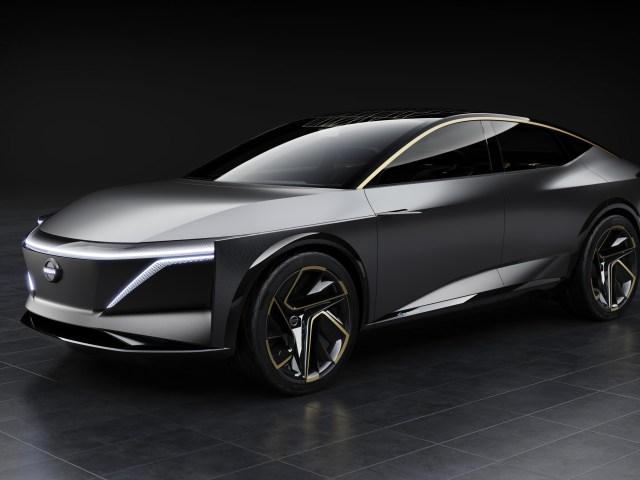 """Nissan svela IMs, il nuovo concept di """"berlina sportiva di lusso"""""""