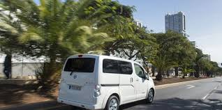 e-Van Sharing di Nissan arriva a Firenze