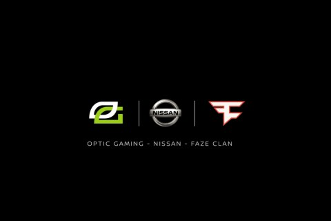 Nissan in partnership con FaZe Clan e OpTic Gaming per gli Esport