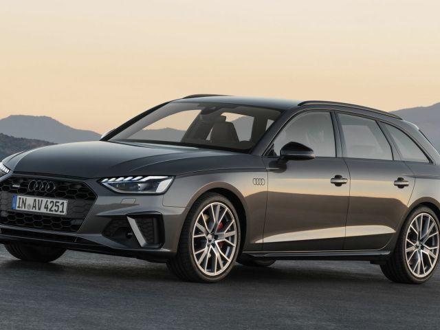 Nuova Audi A4 Avant: ancora più sportiva e ancora più all'avanguardia