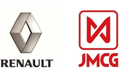 Joint-venture Renault e JMCG per i veicoli elettrici in cina