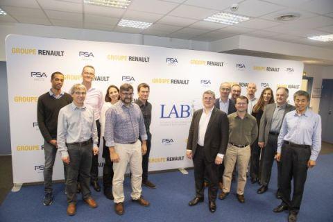 IL LAB: 50 anni di collaborazione tra PSA e Renault per sicurezza stradale