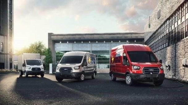 veicoli commerciali Ford