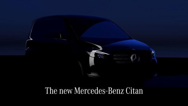 Nuovo Mercedes-Benz Citan