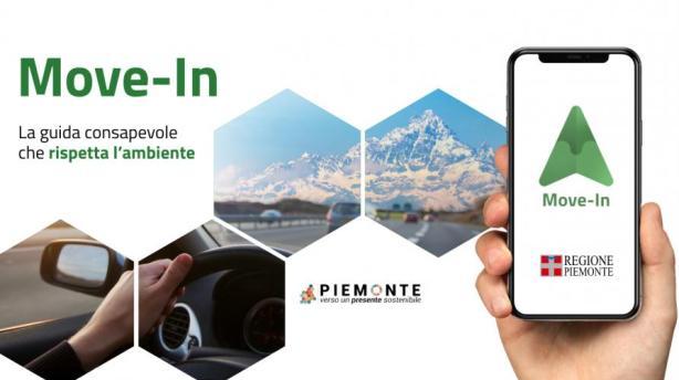 Progetto MOVE IN Regione Piemonta