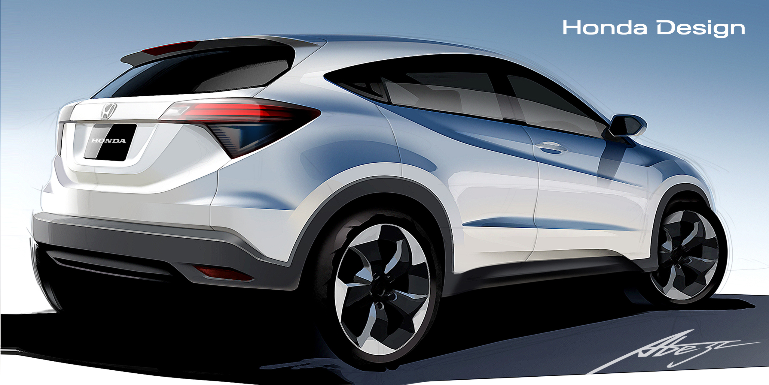 Honda Debut SUV Coupe Crossover FleetPointFleetPoint