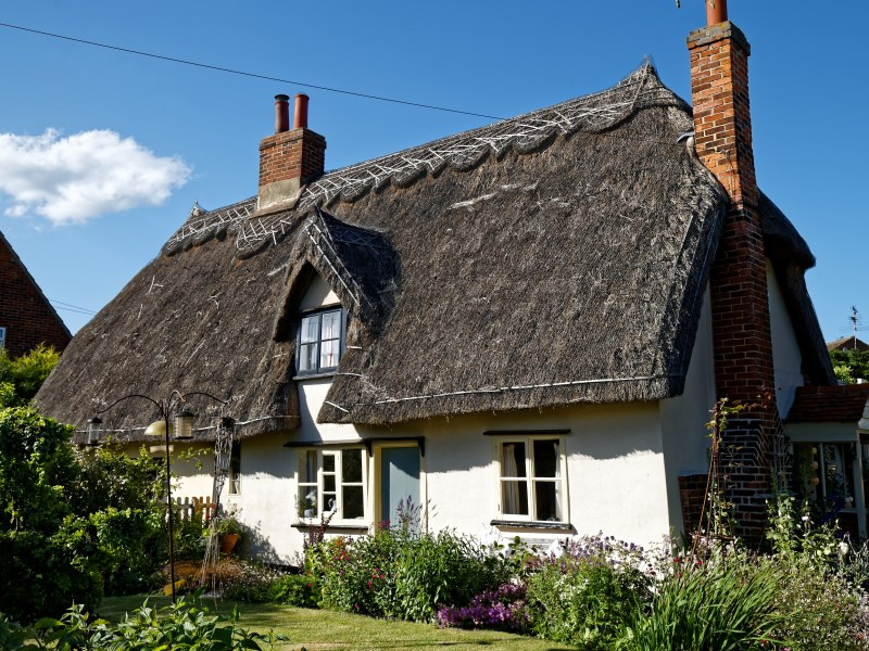 Is a Caravan a Good Choice When You Own a Thatched Property?