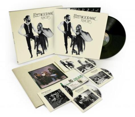 Fleetwood Mac - Rumours 5CD 1LP