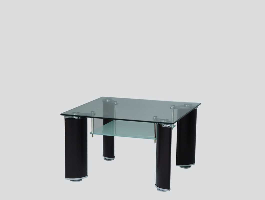 buy leather glass coffee table near