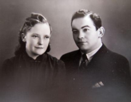 Mille and Carl Lindblad