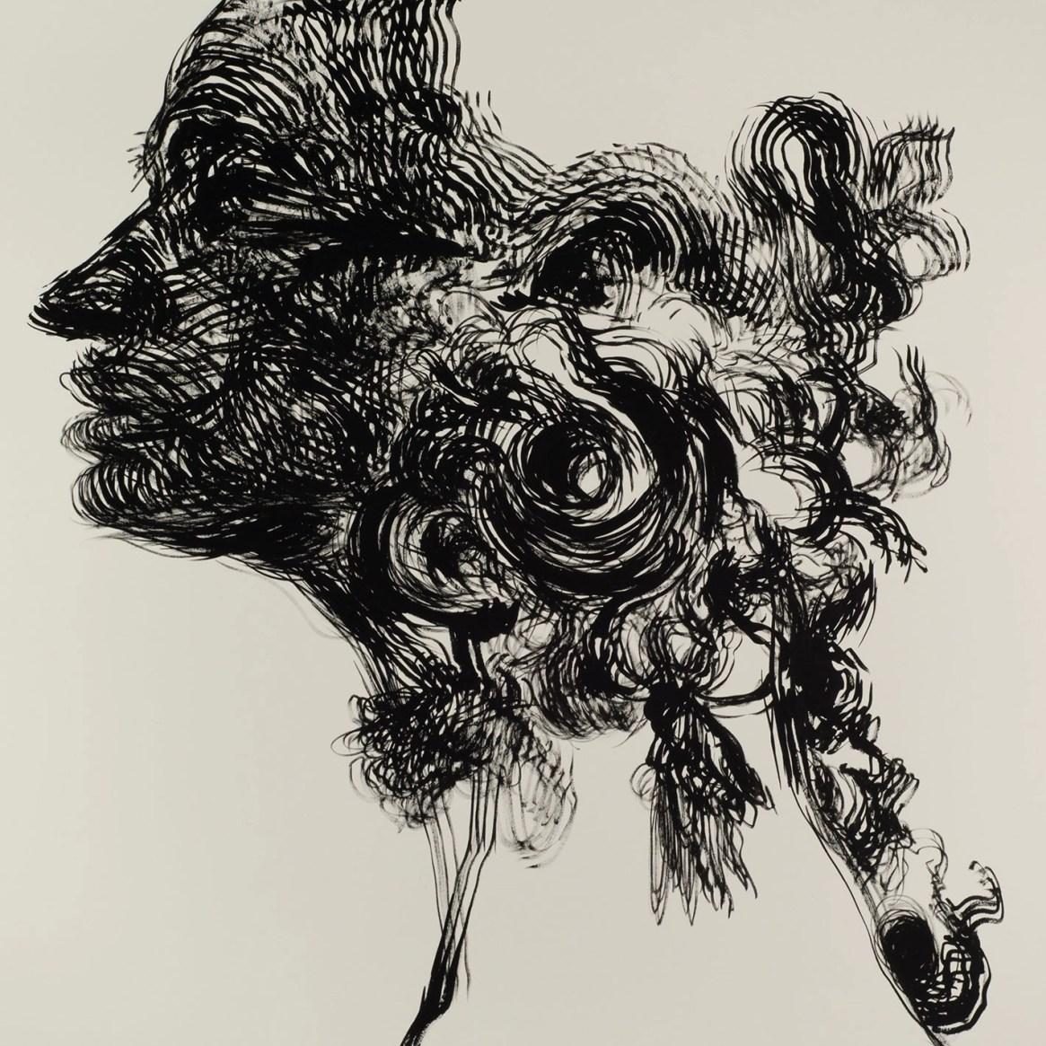 RENE ALMANZA FLESH Magazine por Manuel Meza Arte