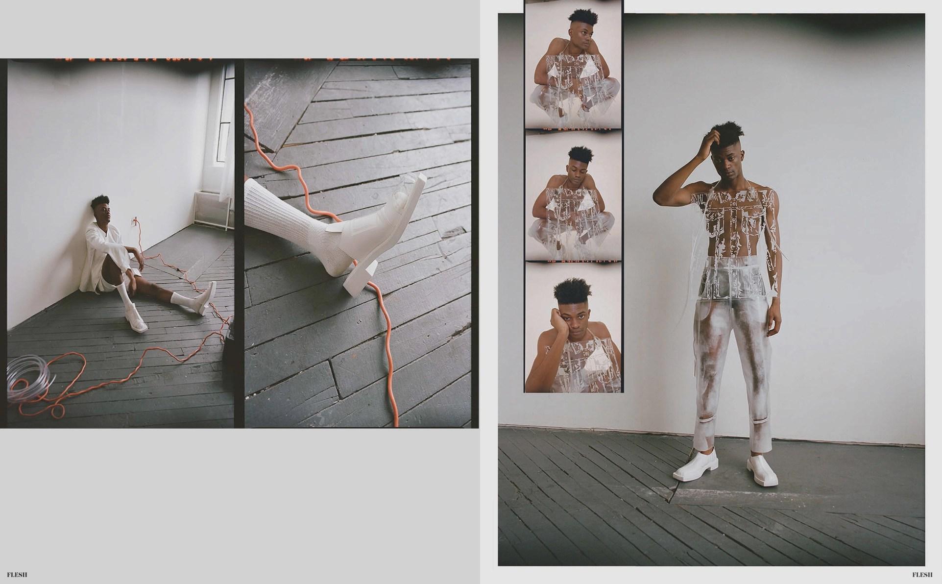 STILL Total Look by Alexa Chia Wan Yu PHOTO Jess Richmond MAKEUP Nana Hiramatsu